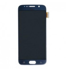 Samsung Galaxy S6 G920F original display lcd with blue touch screen
