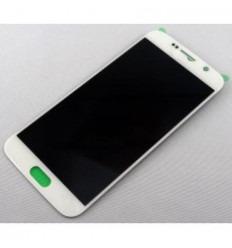 Samsung Galaxy S6 G920F pantalla lcd + táctil blanco origina