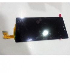 Huawei Ascend P8 original display lcd with black touch scree