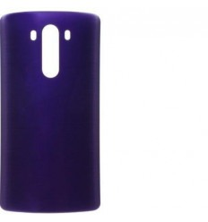 LG G3 D855 tapa batería lila con NFC