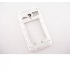 Samsung S7500 Galaxy Ace Plus carcasa trasera blanco origina