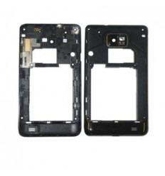 Samsung Galaxy S2 Plus I9105P carcasa trasera azul original