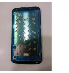 Huawei Ascend G730 carcasa frontal negro original