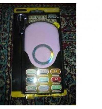 Funda acolchada protectora rosa para tu PSP 1000-2000-3000