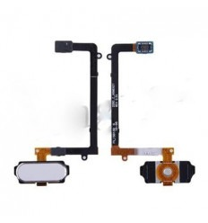 Samsung Galaxy S6 Edge G925F flex boton home blanco original