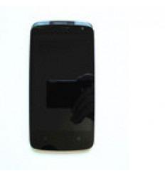 Htc Desire 500 pantalla lcd + táctil negro original + marco