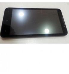 Htc Desire 516 pantalla lcd + táctil negro + marco original