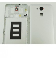 Huawei Ascend Mate 7 tapa batería plata