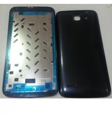 Huawei Ascend G730 carcasa completa negro