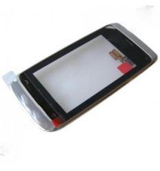 Nokia Asha 308 309 310 Pantalla táctil + Marco plata origina