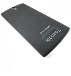 Oneplus tapa batería negro remanufacturado