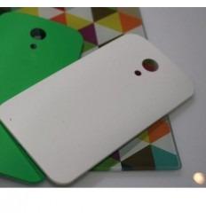 Motorola Moto G2 XT1603 tapa batería blanco