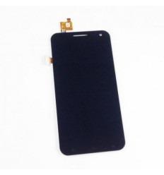 Zopo ZP999 3X pantalla lcd + táctil negro original + marco