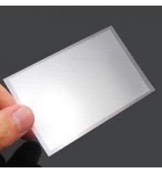 iPhone 5 5C 5S pack 50 unidades laminas adhesivo oca