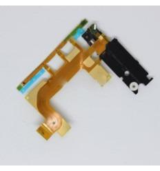 Sony Xperia ZR C5502 C5503 M36H flex central + botones + vib