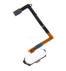 Samsung Galaxy S6 G9200 G920F original white home flex cable