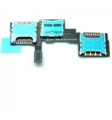 Samsung Galaxy Note 3 N9005 flex lector sim y memoria origin