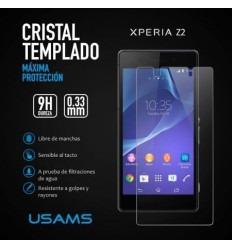 Sony Xperia T2 Ultra D5322 T2U XM50H protector cristal templ