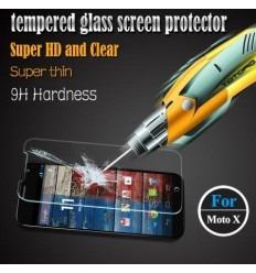 Motorola Moto X XT1053 XT1058 XT1060 protector cristal templ