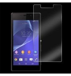 Sony Xperia M2 S50H D2303 D2305 D2306 protector cristal temp