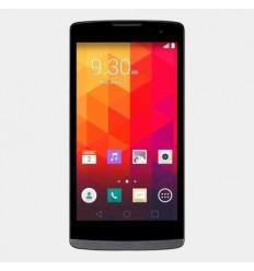 LG Leon 4G LTE H340n H340 pantalla lcd + táctil negro + mar