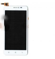 Lenovo S850 S850t pantalla lcd + táctil blanco original