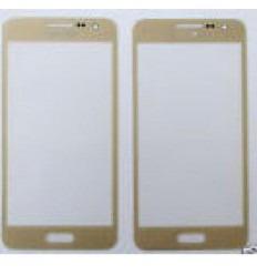 Samsung Galaxy A3 A300F cristal dorado
