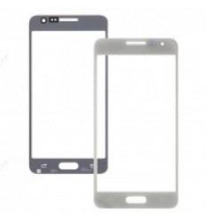 Samsung Galaxy A3 A300F cristal blanco-plata