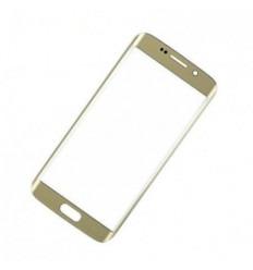 Samsung Galaxy S6 Edge G925F original gold lens
