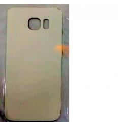Samsung Galaxy S6 G9200 G920F tapa batería blanco