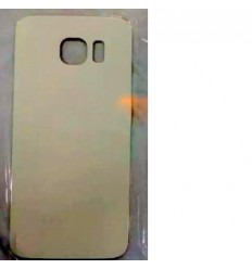 Samsung Galaxy S6 G9200 G920F white battery cover