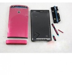 Sony Xperia P LT22I pink full housing