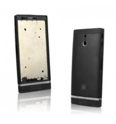 Sony Xperia P LT22I black full housing