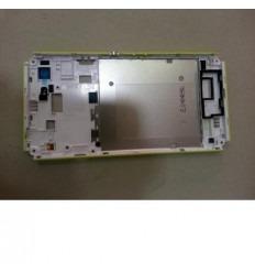 Sony Xperia E3 D2203 D2206 D2202 carcasa trasera amarillo