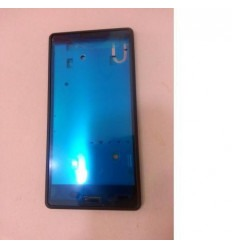 Sony Xperia E3 D2203 D2206 D2202 carcasa frontal negro origi