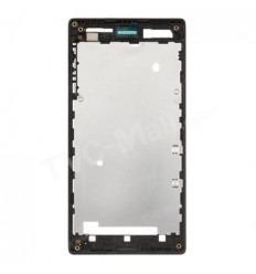 Sony Xperia J ST26I carcasa frontal negro original