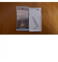Sony Ericsson Xperia Miro ST23I carcasa completa blanco