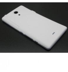 Sony Xperia T LT30 tapa batería blanco