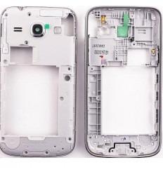 Samsung Galaxy Core Plus G350 G3500 G3502 carcasa central bl
