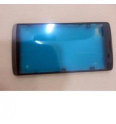 LG Leon 4G LTE H320 H340n H340 carcasa frontal negro original