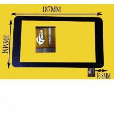 """Pantalla táctil repuesto Tablet china 7"""" Modelo 56 gt70pfd88"""