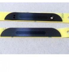 HTC M8 Mini Embellecedor negro set 2 piezas