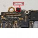 iPhone 5 5S 5C AK8963C 338s1014 14 pins ic chip Compass grav