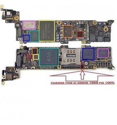 Iphone 5 Baseband Ic Chip U601 Rf 8pins U16x Error 1669