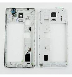 Samsung Galaxy Note 4 SM-N910F carcasa trasera blanco origin