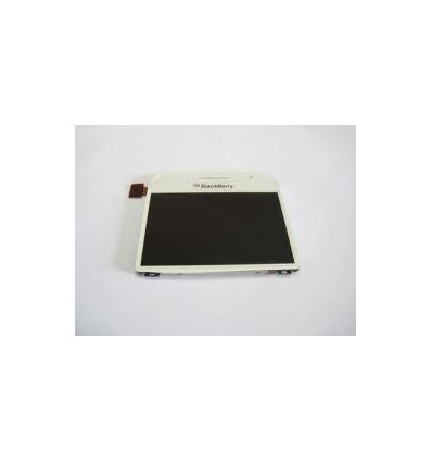 Blackberry 9000 display LCD 003/004/103/104 white