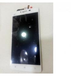 Lenovo A858 pantalla lcd + táctil blanco original
