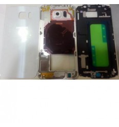 Samsung Galaxy S6 G9200 G920F carcasa completa blanco origin