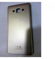 Samsung Galaxy A7 SM-A700F A7000 tapa batería dorado