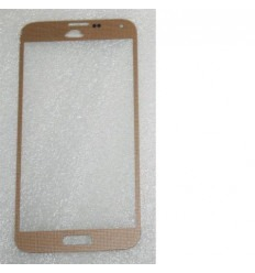Samsung Galaxy S5 I9600 SM-G900M SM-G900F cristal dorado ori